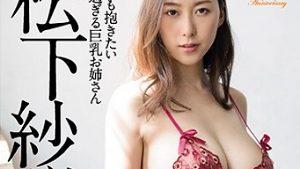 《松下紗栄子/巨乳美女》4時間SUPERBEST ナイスボディでフェロモン全開!濃厚濃密SEX