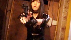 《高橋しょう子/巨乳捜査官レイプ》女捜査官は罠にはめられ悪の組織に拘束され媚薬輪姦