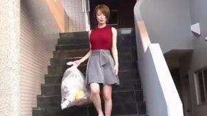 《君島みお 加藤あやの/巨乳人妻NTR中出しレイプ》ゴミ分別しない主婦は管理人に犯され
