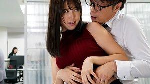 《葵つかさ/人妻NTRレイプ》妻の残業NTR!夫とのすれ違いを見逃さずに上司がレイプ