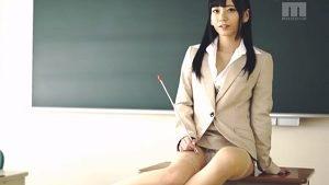 《S級美人女教師・七沢みあ》最近学校にやってきた可愛い痴女は教え子の巨根の虜で性奴隷!